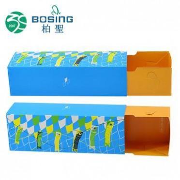 专业定制 创意折叠白卡纸质日式环保寿司盒打包盒外卖寿司纸盒子
